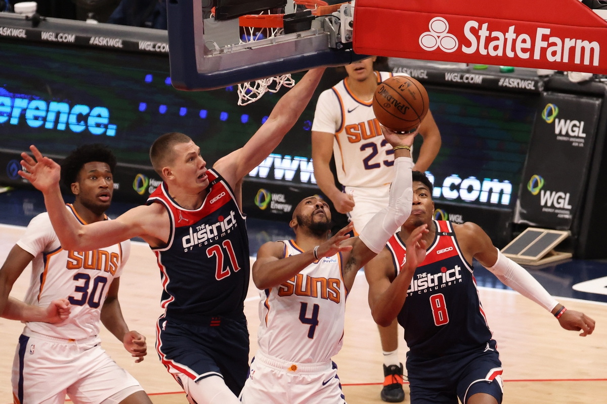 Phoenix Suns vs Los Angeles Clippers: Don Best NBA Playoff ...